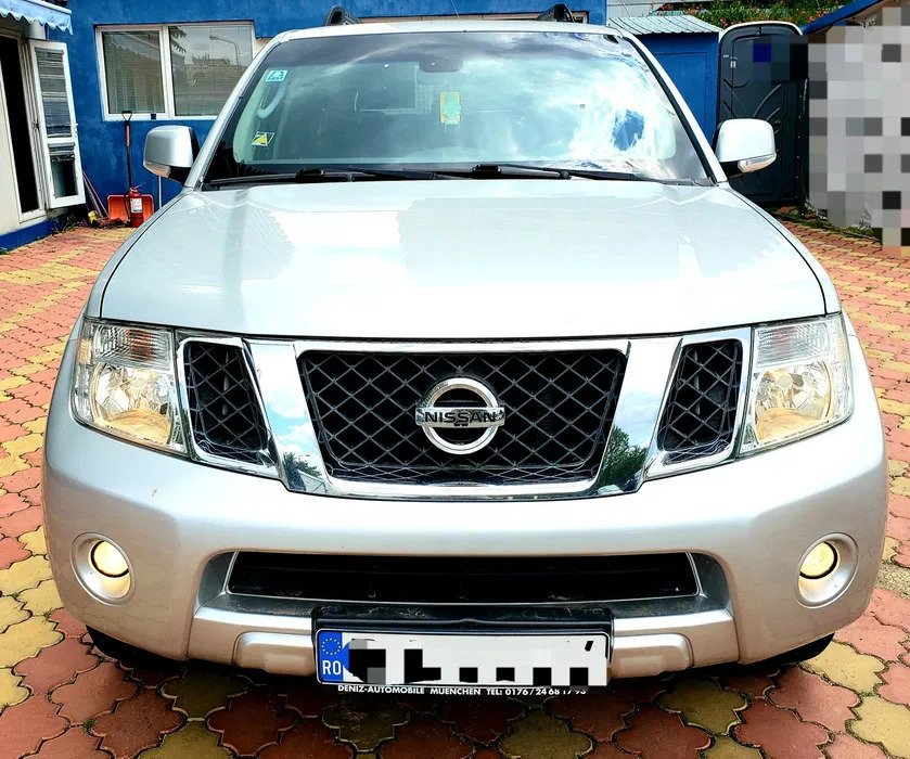 Nissan Pathfinder an 2013 impecabil euro5 – 12 250 €