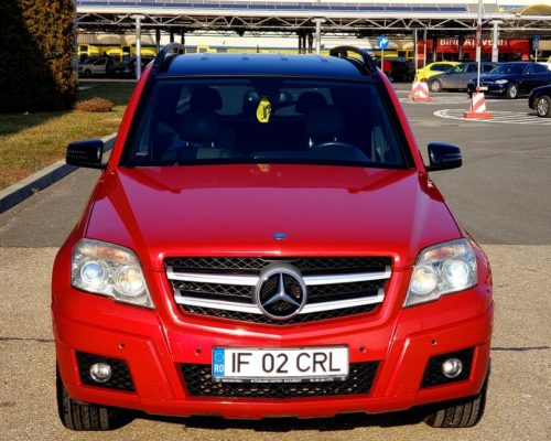 Mercedes GLK an 2008 3.0 4matic Pret:7350 €